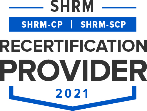 SHRM Recertification Provider Seal 2021 - JPG