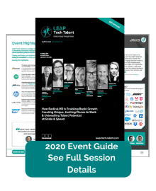 LEAP Tech Talent Event Guide Widget