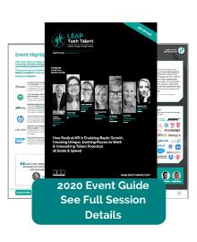 LEAP Tech Talent Event Guide Widget