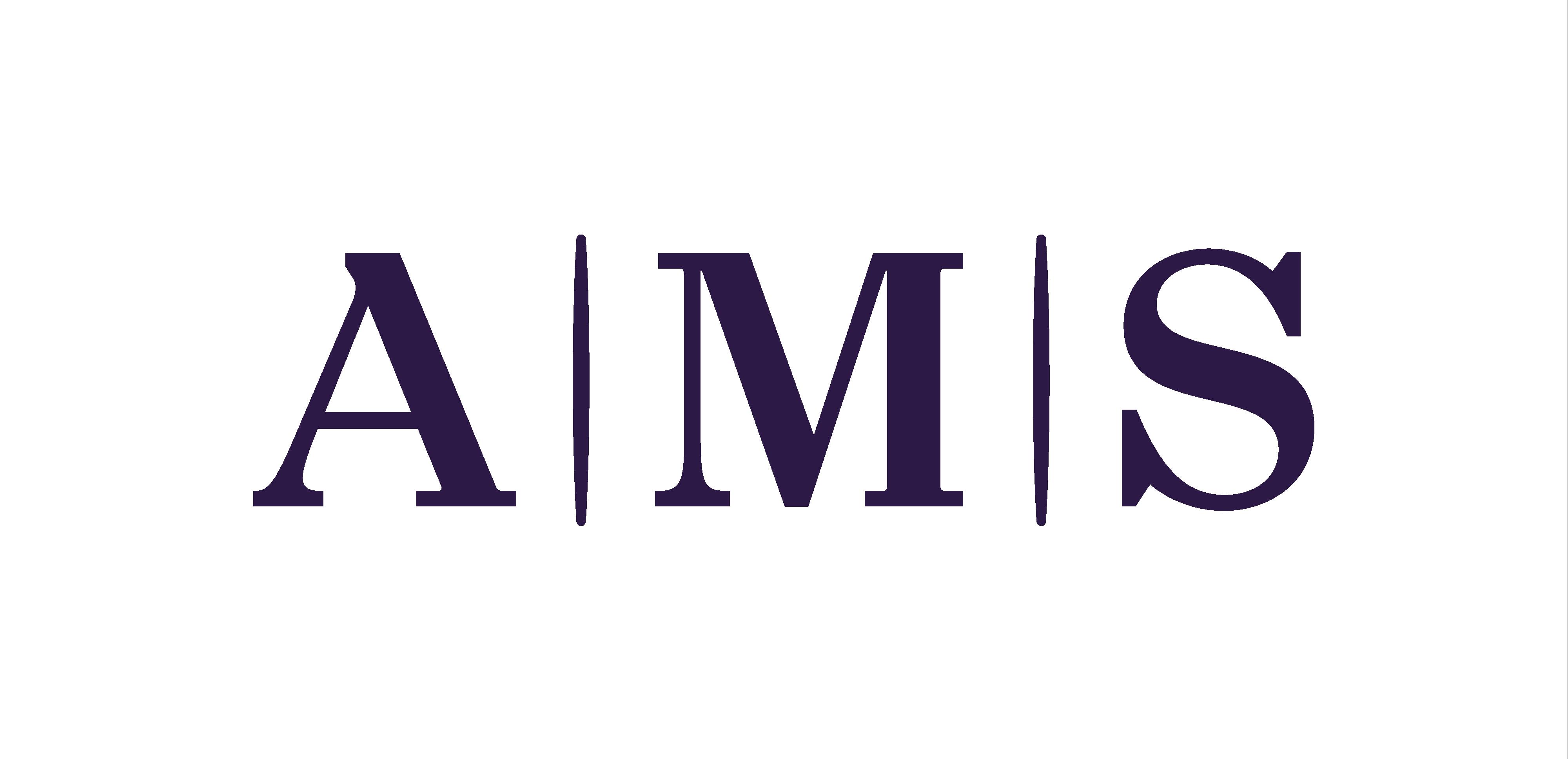 AMS Logo - Purple